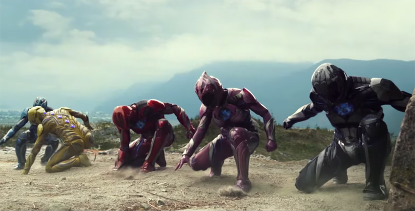 Power Rangers review - An unexpectedly good blockbuster reworking of the cheesy '90s TV series 8