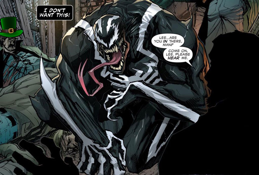 Sony is planning on releasing a solo Venom movie next year 2