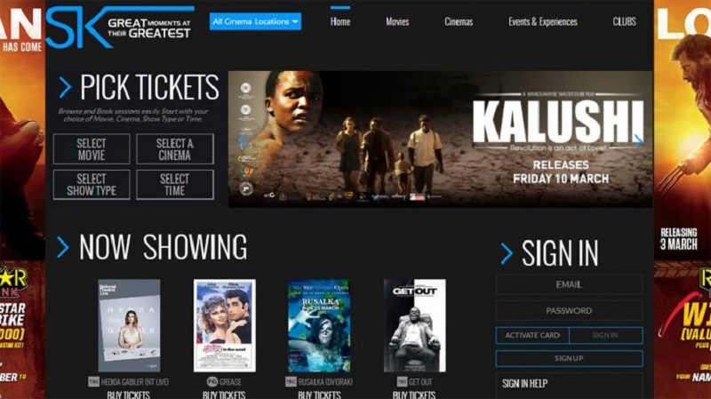 Old Ster-Kinekor site had a security flaw that exposed users' private data 3