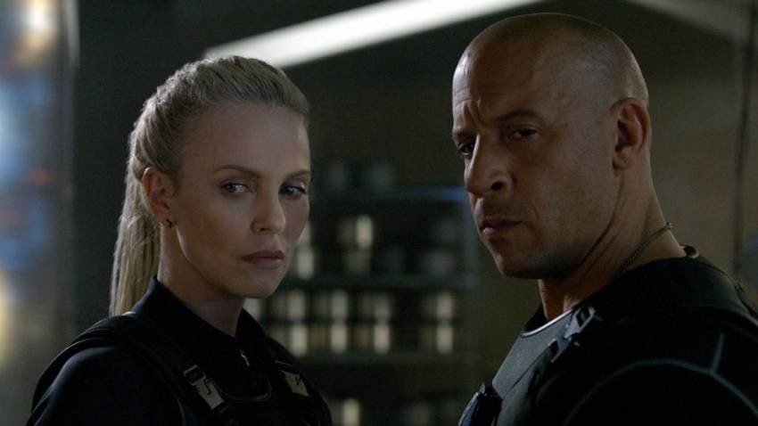 The Fate of the Furious review - A ridiculous, high-octane cartoon of a thrill ride 10