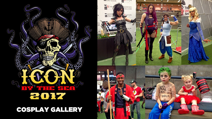 Picture Gallery: Your ICON By the Sea 2017 Cosplay Showcase 3