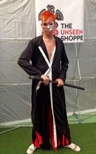 Dante as Ichigo.