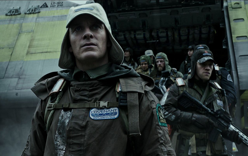 Alien: Covenant review - A return to sci-fi horror form, but an ultimately disappointing sequel 11