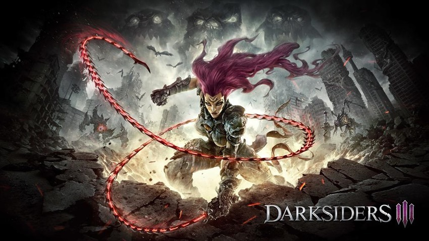 """Darksiders 3 wants to give players """"more meaningful"""" battles 3"""