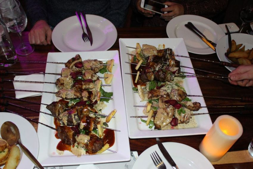 Restaurant review: Star Dust - More than a sprinkle of magic 12