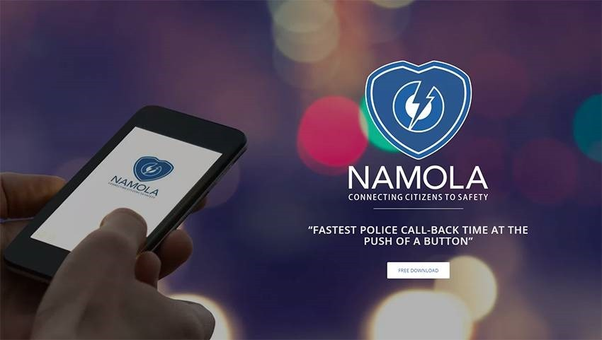 Download namola, the local app that gives you a direct line to the.
