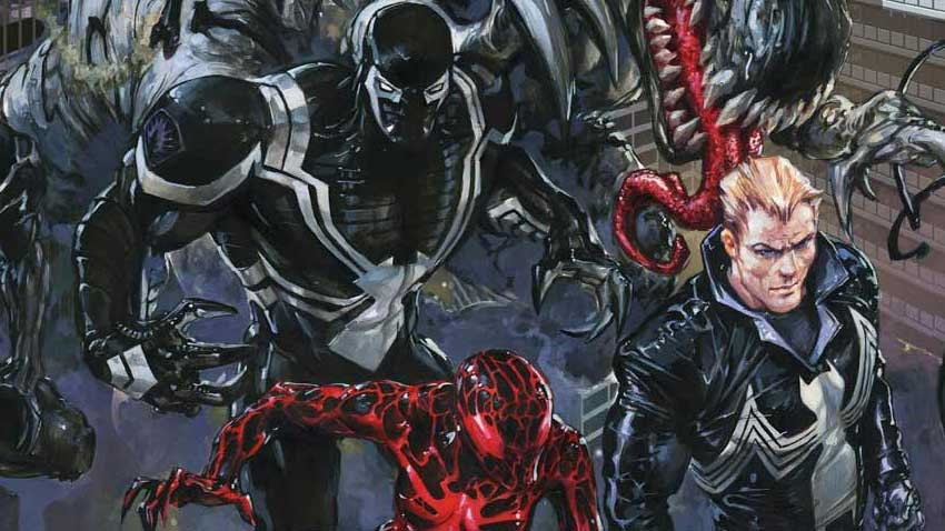 "Venomverse is a ""celebration of Venoms"" 4"