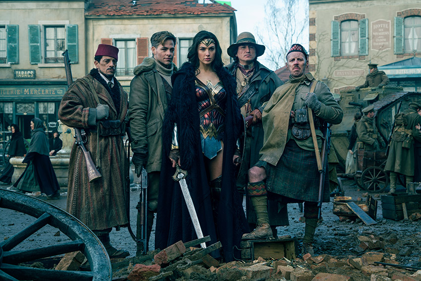 Wonder Woman review - You'll believe a woman can save the DC Movieverse 17
