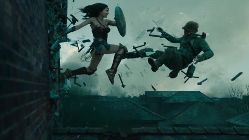 Wonder Woman review - You'll believe a woman can save the DC Movieverse 19