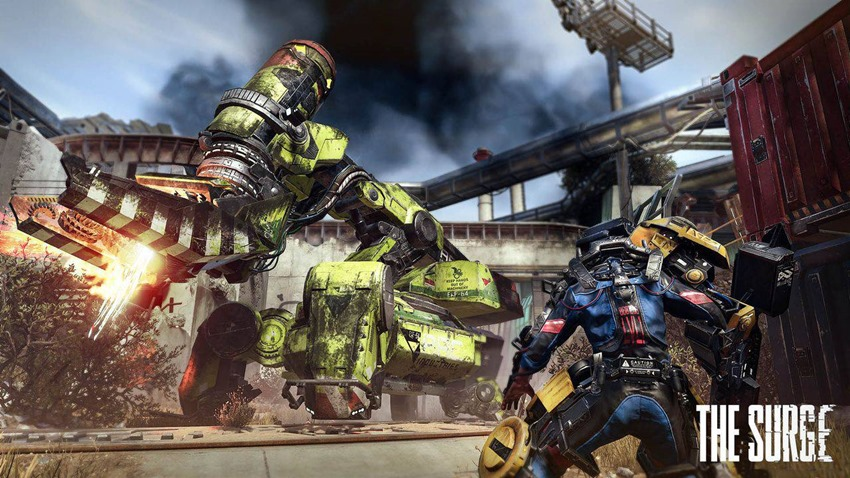 thesurge_thesmelter