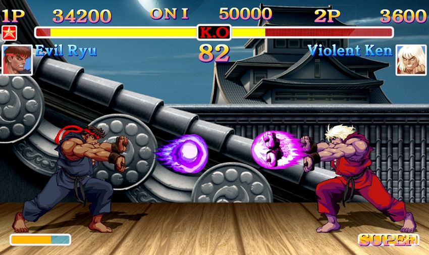 Ultra Street Fighter Ii The Final Challengers Review A