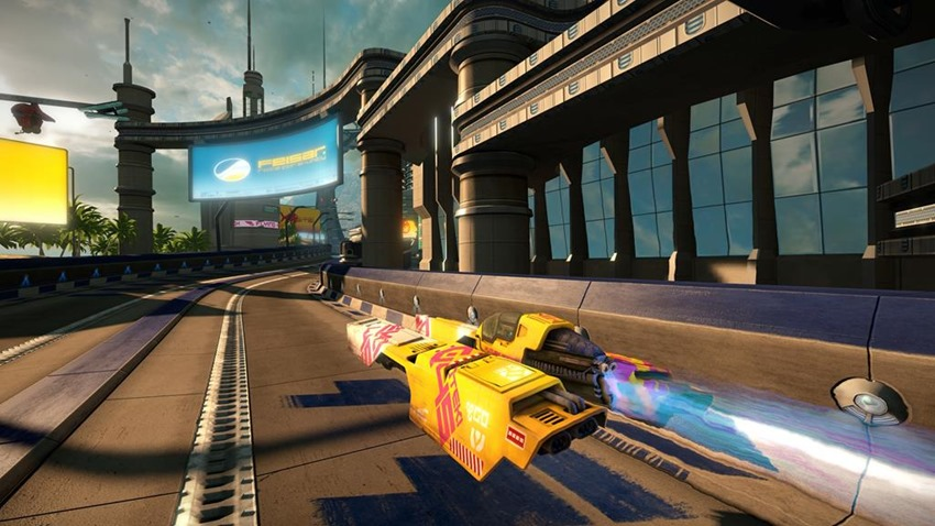 Wipeout omega collection (2)