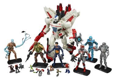 Hasbro revolution set (1)