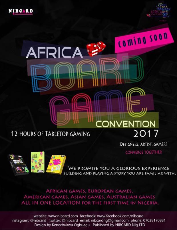Africa Boardgame Convention
