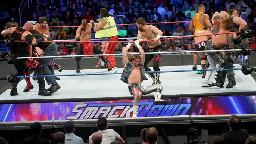 smackdown July 4