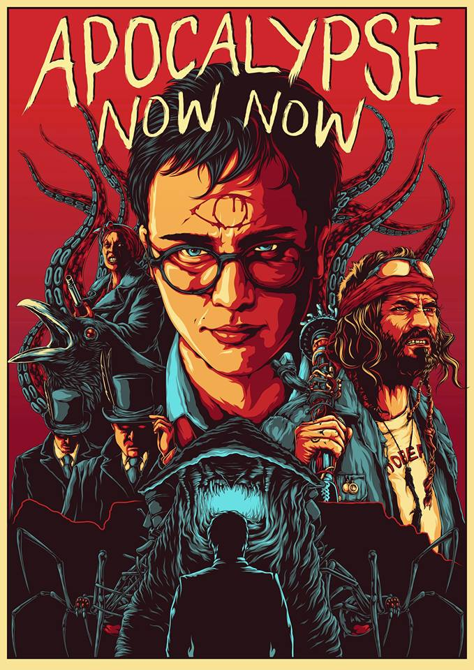 Watch the bloody full short film for Apocalypse Now Now... uh, now! 7