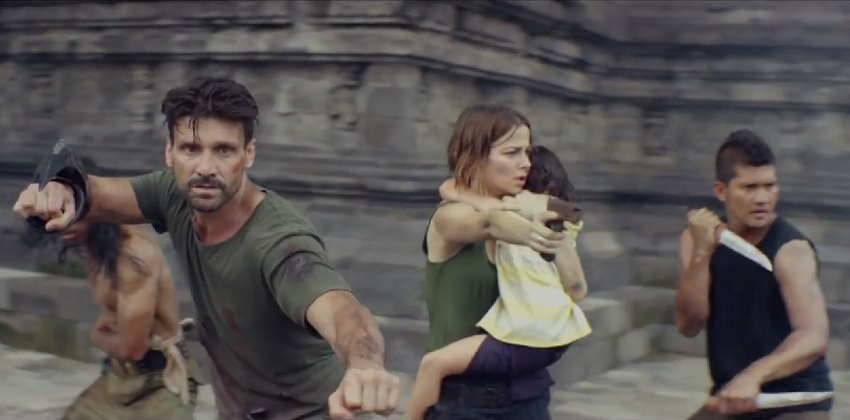 Frank Grillo and Iko Uwais are fighting against an alien invasion in this trailer for Beyond Skyline 4