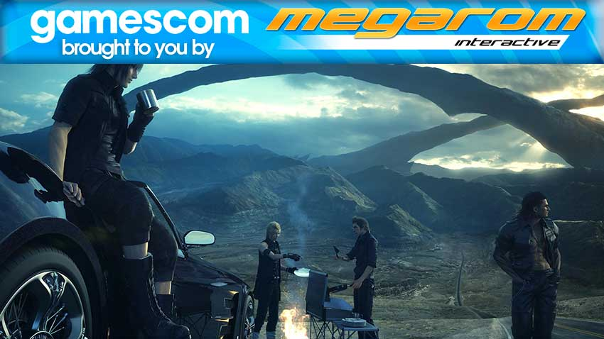 Gamescom 2017 - Final Fantasy XV is coming to PC in early 2018 2