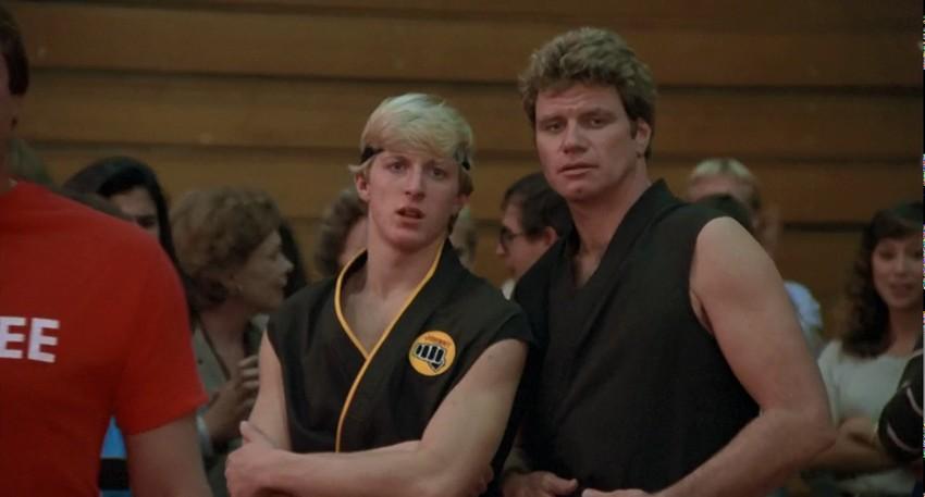 Ralph Macchio and William Zabka to star in online Karate Kid sequel series 4