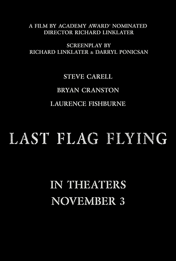 This trailer for the dramedy Last Flag Flying is a poignant look at loss and connection 4