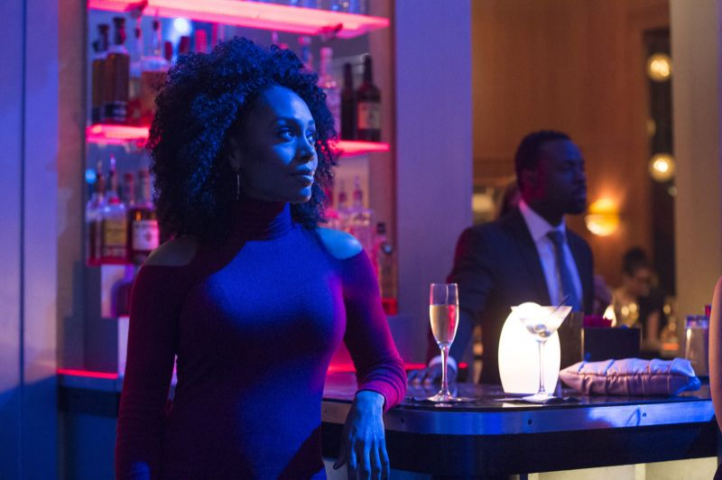 Spoiler Warning: First look at Misty Knight in Luke Cage season two 4