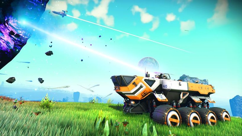 No Man's Sky is a much better game 5