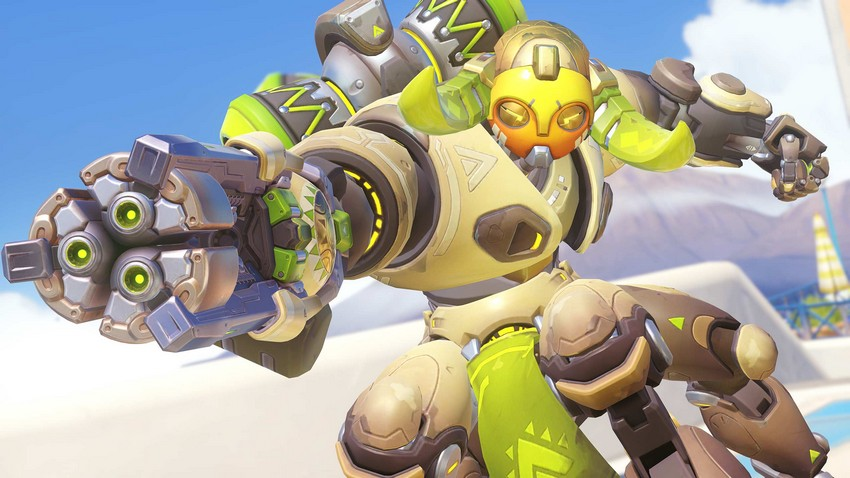Overwatch is getting a deathmatch mode with new map, plus massive character changes 5