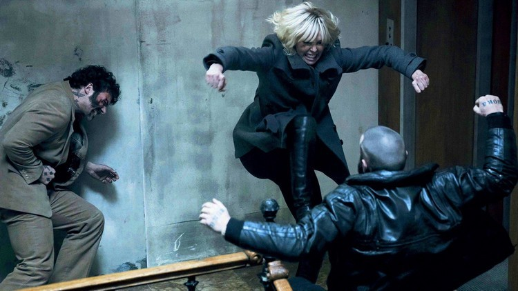 Atomic Blonde review – Hard-hitting heroine, punchy music, but the convoluted plot lands a blow too 11