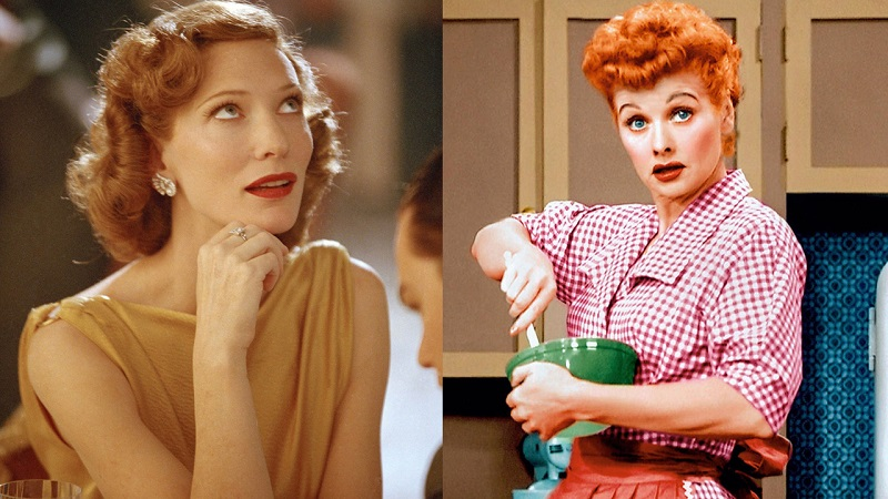 Amazon acquires right to Lucille Ball biopic starring Cate Blanchett 2
