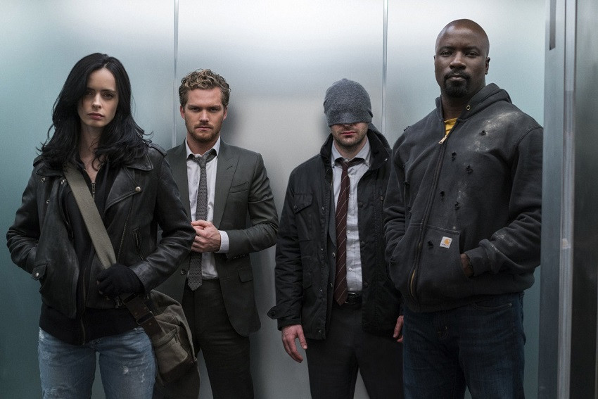 The final trailer for Netflix and Marvel's The Defenders strikes a lighter note 4