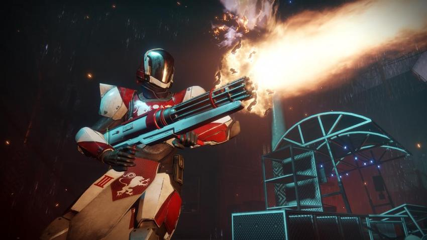 Destiny 2 Review - A second chance that improves massively on the original 24