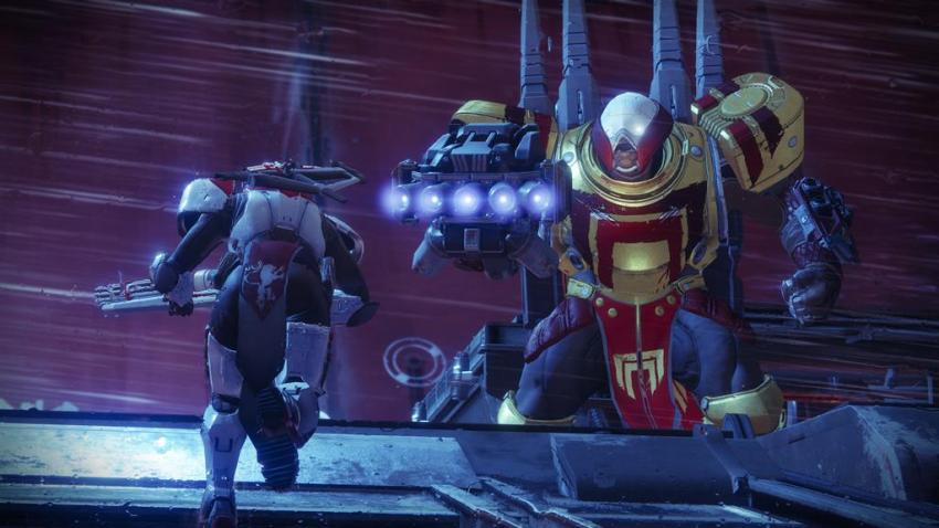 Destiny 2 Review - A second chance that improves massively on the original 27