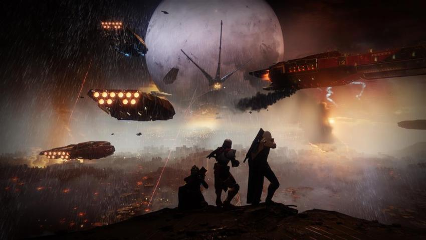 Destiny 2 Review - A second chance that improves massively on the original 15