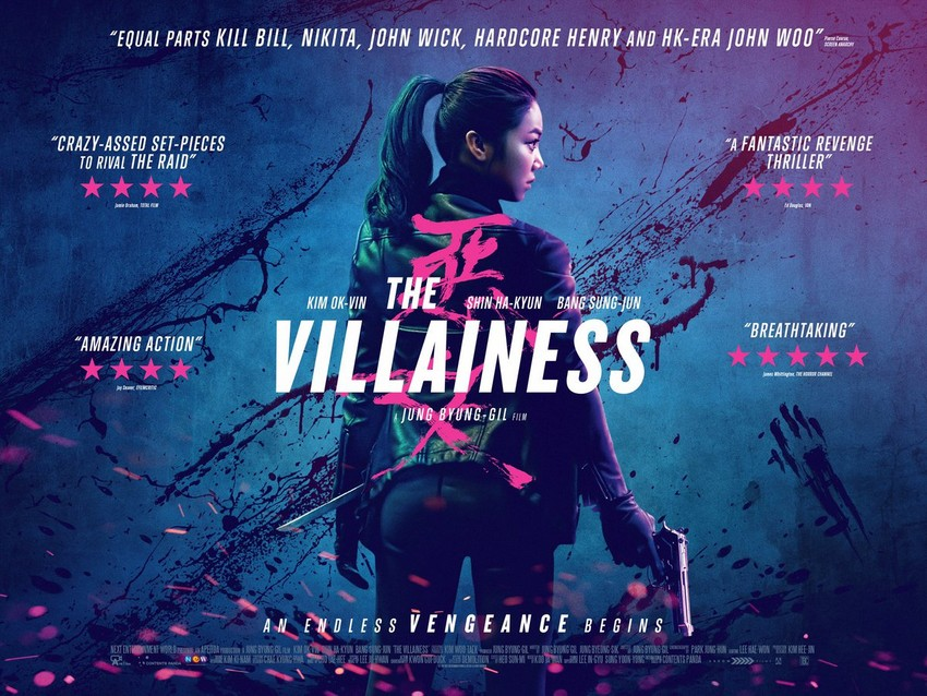 Get a taste of bloody revenge in first trailer for Korean action extravaganza The Villainess 4