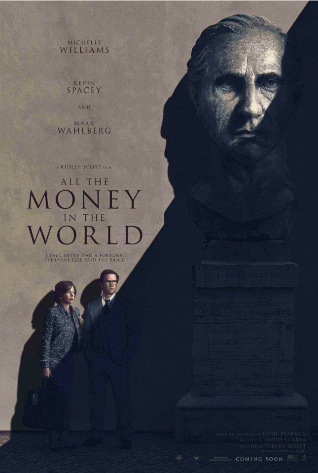 Watch the first trailer for Ridley Scott's new kidnapping drama All the Money in the World 4