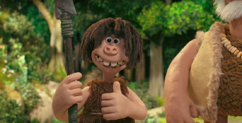 It's the Stone Age meeting the Bronze Age in this trailer for Aardman Studios' Early Man 3
