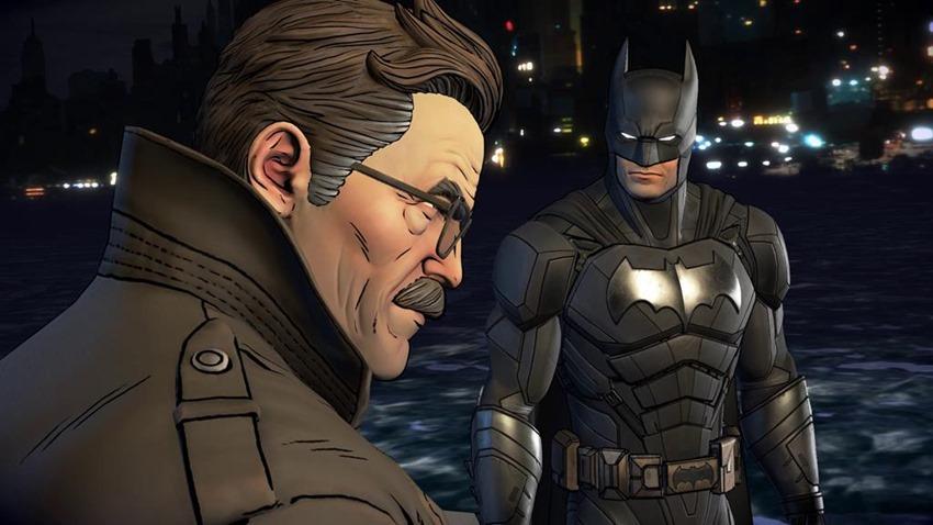 Batman Enemy Within episode 2 (7)