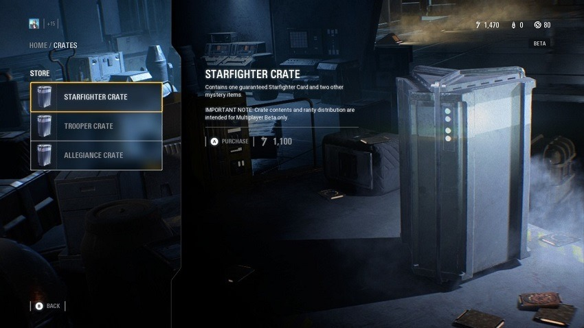 EA changes loot crates in Battlefront II amid critisim