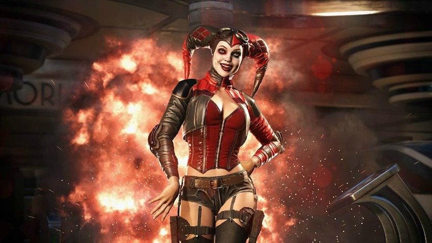 Injustice 2 Legendary Edition Review – Just Us League 10