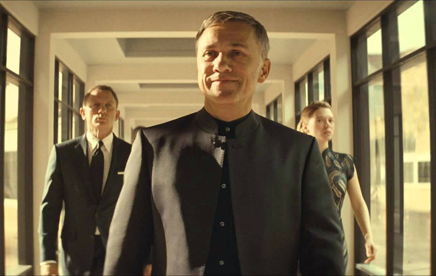 Christoph Waltz won't be returning for next Bond film 3