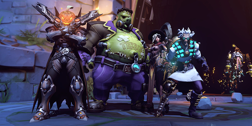 Overwatch is getting some Halloween Terror again this year; dates and first skins confirmed! 2