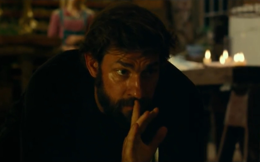 This first trailer for nail-biting thriller A Quiet Place is both silent and deadly 4