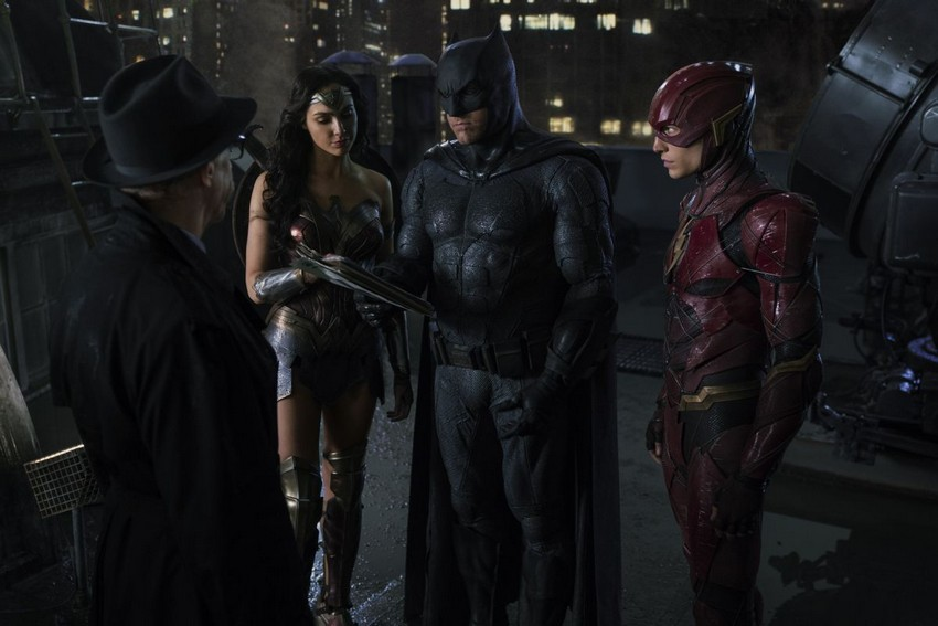 Justice League review - Another step (but not quite leap) in the right direction for the DCEU 10