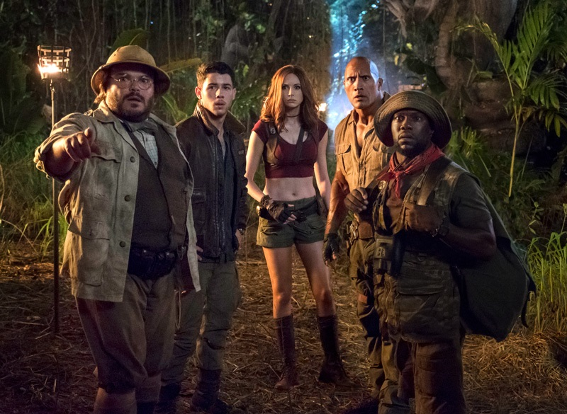 Jumanji: Welcome to the Jungle video review - All types of fun! 4