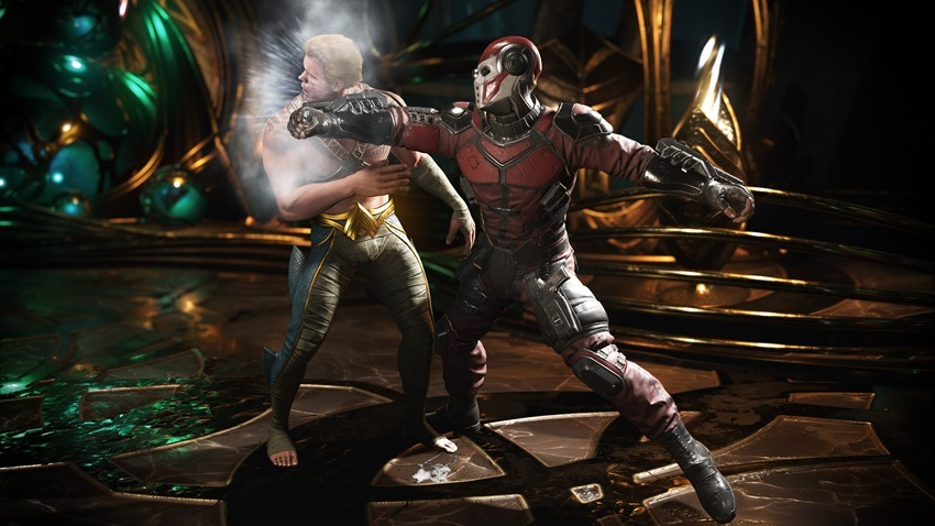 Injustice 2 Legendary Edition Review – Just Us League 14