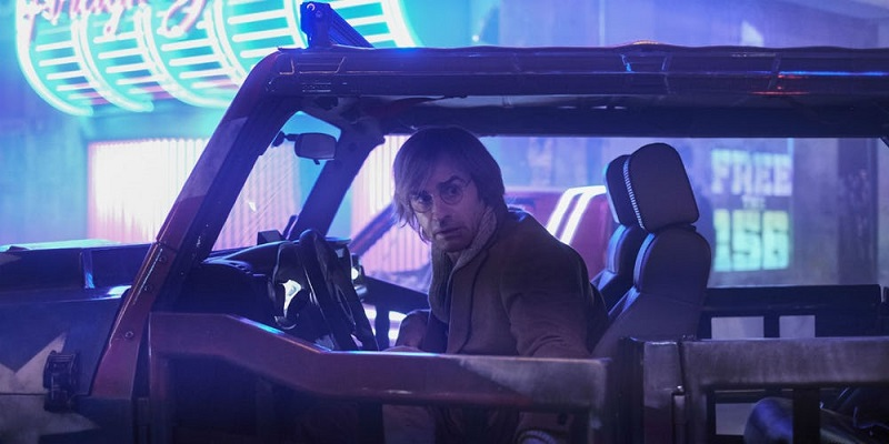 Mute review -  A lot to talk about 6