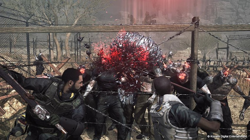 Metal Gear Survive requires an always-on connection, includes microtransactions 2
