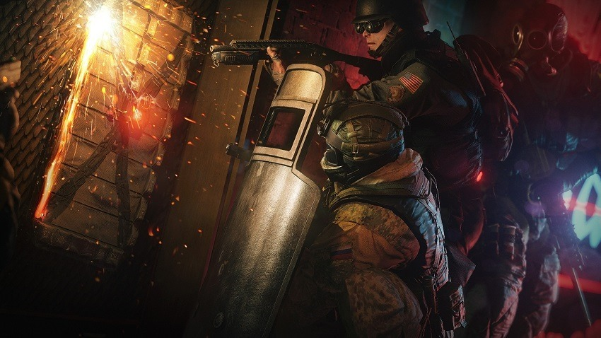 Rainbow Six Siege getting console upgrades for PS4 Pro and Xbox One X 2