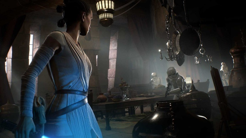 Star Wars Battlefront II is getting some big changes