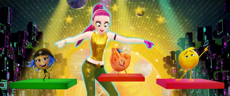 The Emoji Movie (DVD) review – Technically not terrible, but soulless and lazy 5